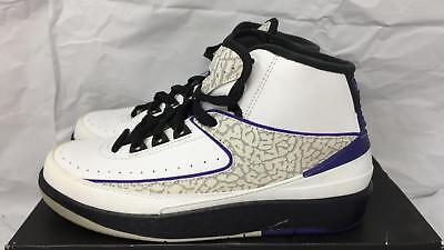 7e59e669434e NEW Nike Kid s Air Jordan 2 Retro BG Basketball Shoe Size 5.5Y NIB