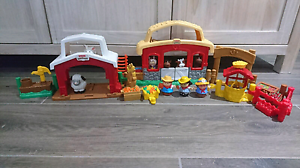 Little People Playset Greystanes Parramatta Area Preview