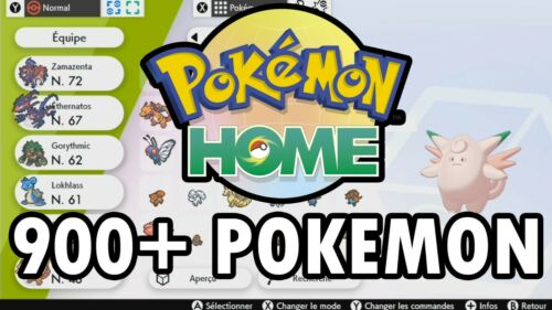 All 900+ 6IV Shiny Pokemon - Sword and Shield / HOME Dex Completion! FAST!