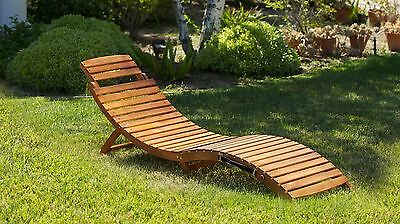 Outdoor Patio Furniture Folding & Portable Chaise ...