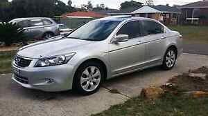 Honda Accord luxury 2009 Edensor Park Fairfield Area Preview