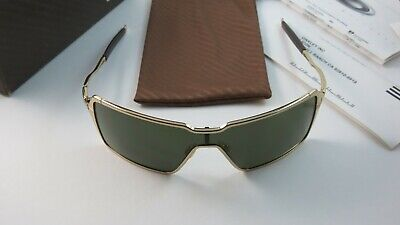 Oakley Probation Polished Gold Grey OO4041-03+Original Box NEW RARE for sale  Shipping to India