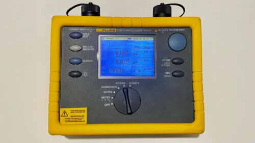 Fluke 1735 - 3 phase power logger