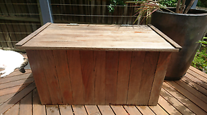 Wooden Storage Chest West Pennant Hills The Hills District Preview