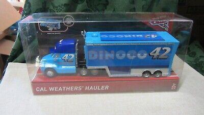 Disney Pixar Cars Cal Weathers' Hauler MISB