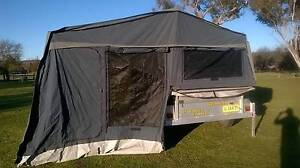 Near new camping trailer Armidale Armidale City Preview
