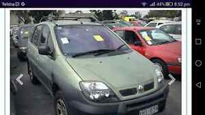 Renault scenic 2001 for parts Campbellfield Hume Area Preview