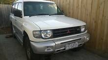 1999 Mitsubishi Pajero Wagon dual fuel 4x4 Frankston North Frankston Area Preview