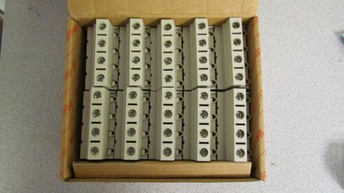Weidmuller 1783690000 Wire to Board Terminal Block 4 Positions *Box of 20*