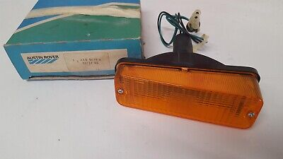 MORRIS MARINA 1300, 1700 '78-'80 NOS LH FRONT INDICATOR LAMP ASSEMBLY AAU9639A