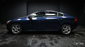 2013 Volvo S60 T5 Premier Plus TWO-TONE LEATHER SEATS! WOOD T...