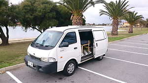 Campervan, With Solar panel, kitchen, Reliable Diesel Adelaide CBD Adelaide City Preview