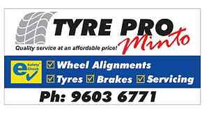 Tyre Sale Minto Minto Campbelltown Area Preview