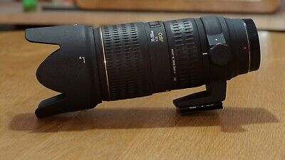 Sigma EX 70-200 f2.8 APO Sony A-mount Teleobjektiv Zoomobjektiv - Guter Zustand