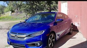 Honda Civic Touring 2016 or 2017 WANTED