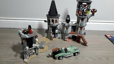 LEGO MONSTER FIGHTERS 9468 VAMPYRE CASTLE VAMPIRE With 3 mini figs
