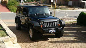 Jeep JKU 70th anniversary edition Edgewater Joondalup Area Preview
