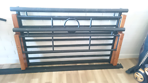 Double bed frame in excellent condition Rivervale Belmont Area Preview