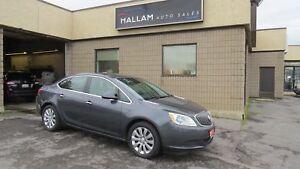2013 Buick Verano Leather/ Cloth interior, Bluetooth, Cruise...