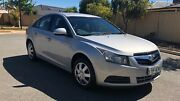 Holden Cruze CD 2009 Sedan! 4cyl Low km at a Great Price! Seaford Morphett Vale Area Preview