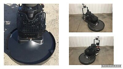 3 Pioneer Eclipse 420bu 28 Propane Floor Buffers With Dust Skirt.