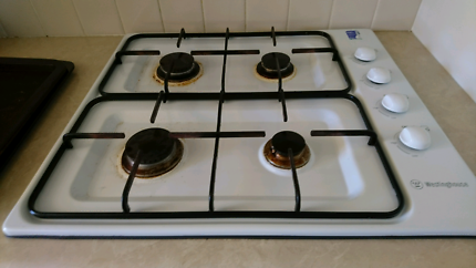 Westinghouse gas stove top (and fan forced oven)