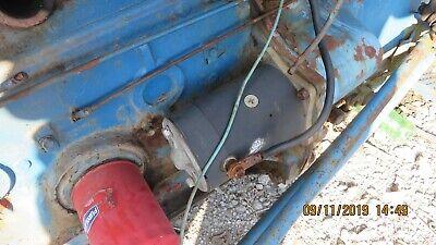 Ford Jubileenaa60070080090060180190120004000 4cyl Tractor Starter