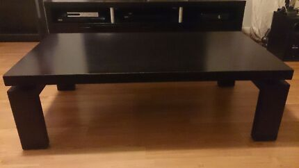 matching TV unit, coffee table and lamp table Botany Botany Bay Area Preview