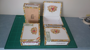 Cigar boxes Bongaree Caboolture Area Preview