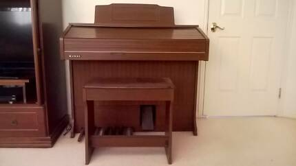 Kawai Electric Organ and Matching stool Murarrie Brisbane South East Preview