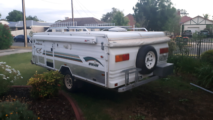 2002 Jayco Swan Oaklands Park Marion Area Preview