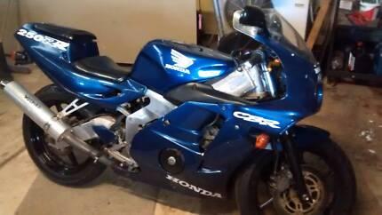Honda CBR250RR Mc22 price drop Sippy Downs Maroochydore Area Preview