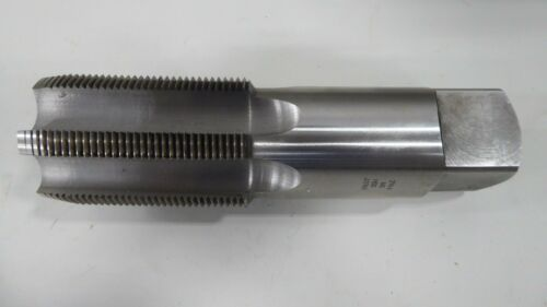 HSS 2-3/4 NS 8 Ground Thread Hand Tap