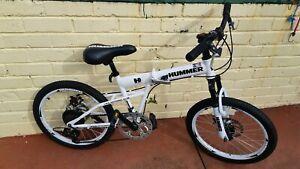 "Hummer Foldable 20"" Mountain Bike"