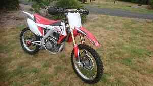 Honda CRF250R 2016 Leongatha South Gippsland Preview