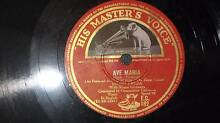 Mario Lanza Ave Maria, 78 rpm record Toowoomba Toowoomba City Preview