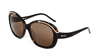 Just Cavalli JC638S Women's Havana Sunglasses 0705