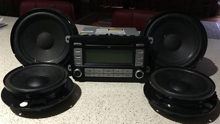 Sound system from Volkswagen