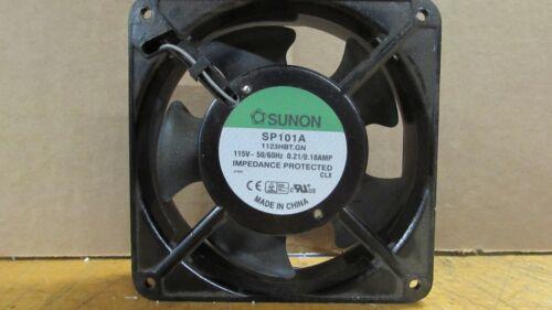 Sunon SP 101 A Fan, 115V