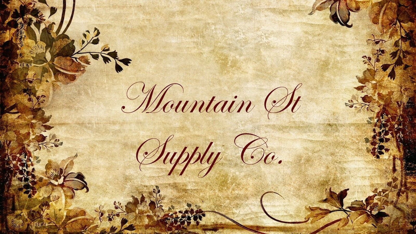 Mountain St Supply Co