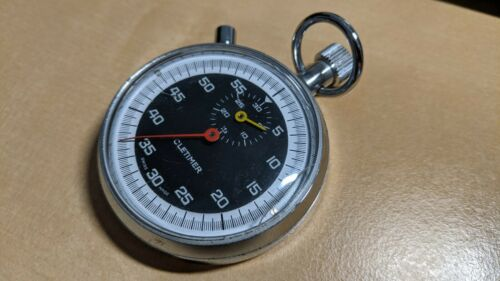 Cletimer Mechanical Stopwatch