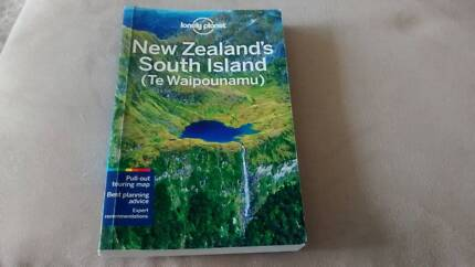 New Zealand South Island - Lonely planet