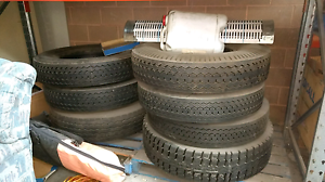Free truck Tyres Tullamarine Hume Area Preview