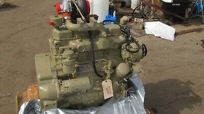 Rebuilt John Deere 4039t Engine