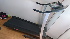Treadmill with hydraulic lift platform - not starting. Guildford Parramatta Area Preview