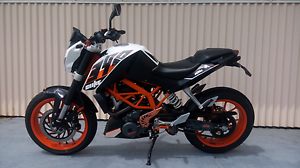 KTM Duke 390cc Beenleigh Logan Area Preview