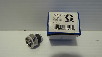 Graco Paint Sprayer Supply Parts 249133 Diffuser For G15g40 Flat Face Gun Oem