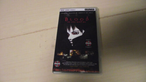 Blood: The Last Vampire (UMD, 2005)