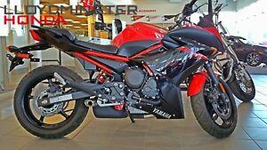 2015 Yamaha FZ6RFR