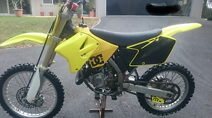 Suzuki RM 125 Gumdale Brisbane South East Preview